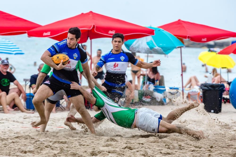 El Costa Blanca Beach Rugby será el sábado 21 de agosto